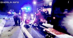 accident a3 cluj mortal