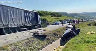 accident cluj mortal apahida valcele tir