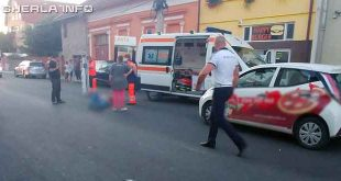 accident fierarilor gherla
