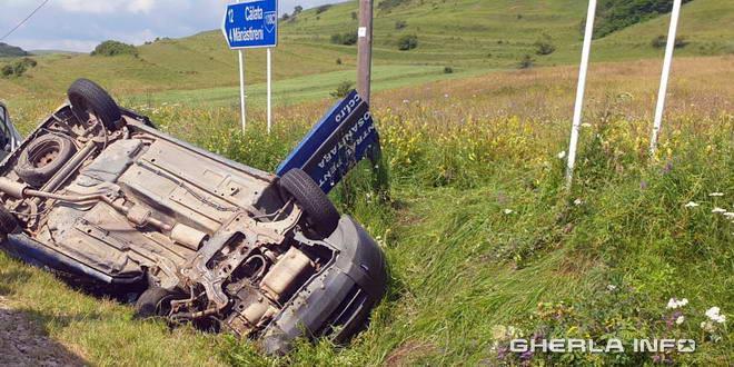 accident manastireni