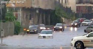 ploaie cluj trafic