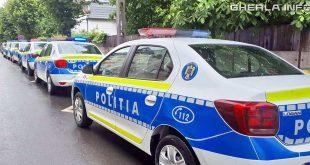 politie masina bistrita nasaud logan