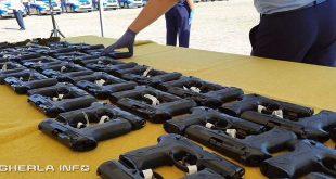 politie pistol dotare