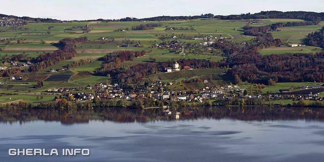 baldegg lac elvetia