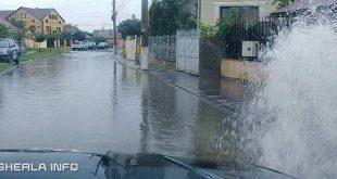 ploaie gherla inundatie