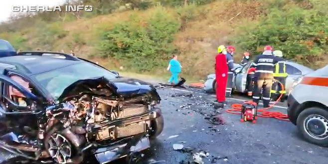 accident baciu mortal cluj