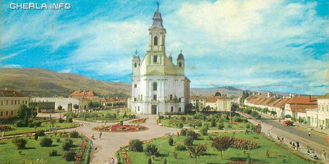 gherla biserica armeneasca 1965