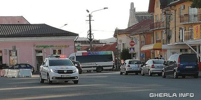politie autogara gherla