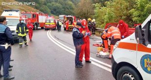 accident bucea mortal tir cluj
