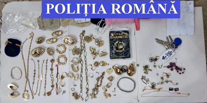 bijuterii perchezitie furt