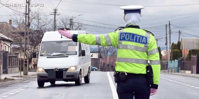 politie control trafic covid