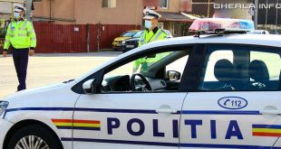 politist politie masca