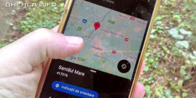telefon google maps