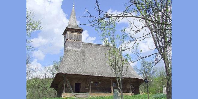 biserica lemn sic szek templom