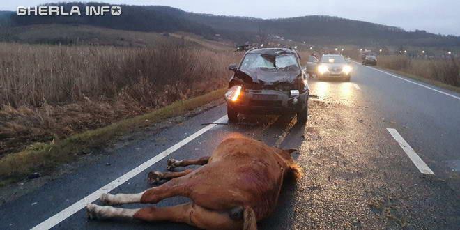 accident masina cal sanpaul