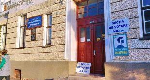 alegeri parlamentare gherla liceul petru maior