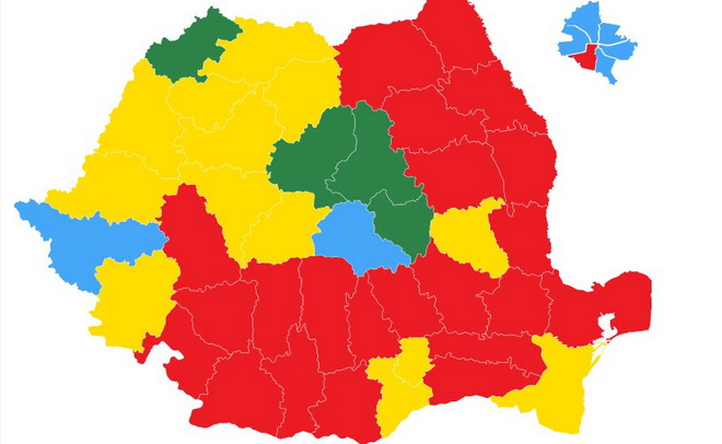 alegeri parlamentare romania