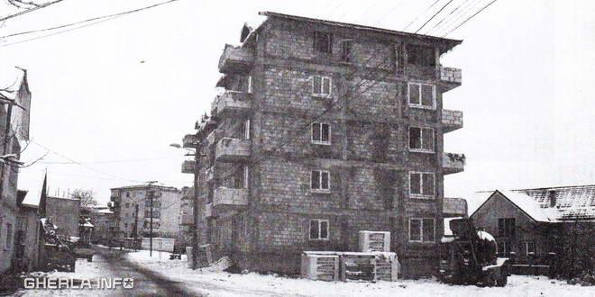 bloc anl gherla strada apei 2007