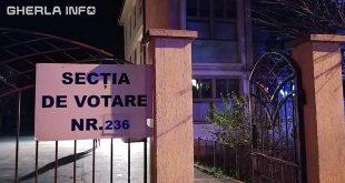 sectie votare gherla alegeri parlamentare 2020