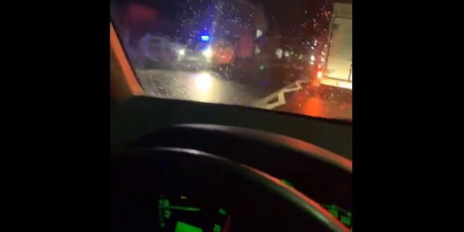 accident baciu