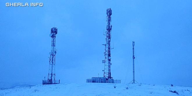 antena telefonie mobila gherla
