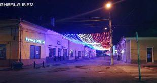 gherla centru sarbatori noapte