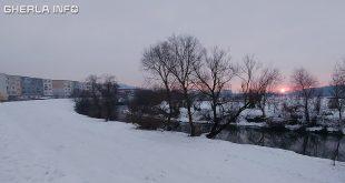 gherla iarna somes