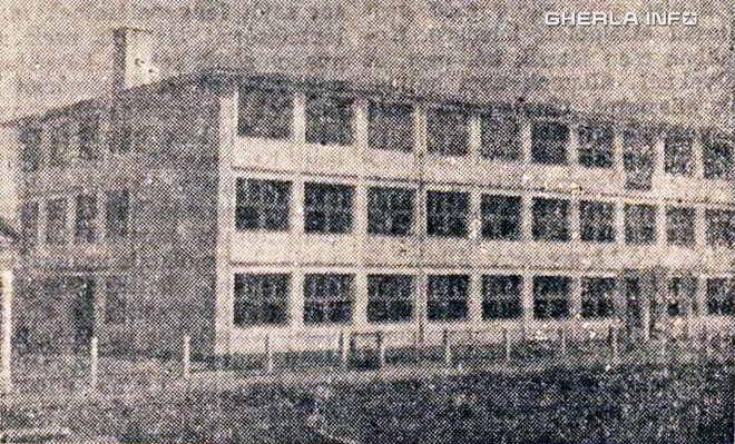 scoala 1 gherla 1965