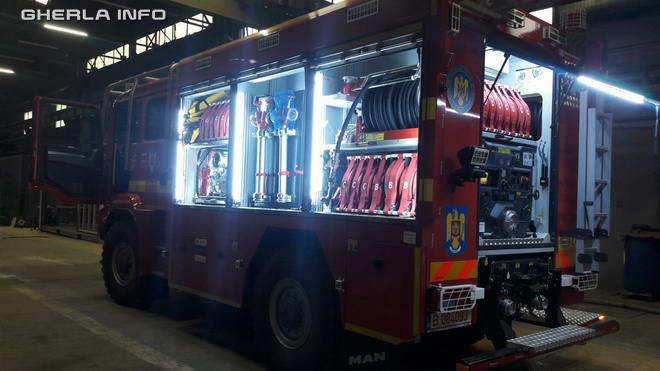 isu autospeciala pompieri