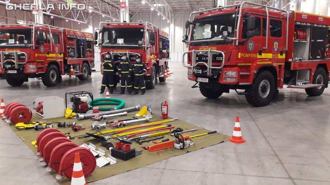 isu autospeciale pompieri