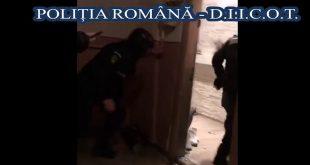 politie perchezitie apartament bloc