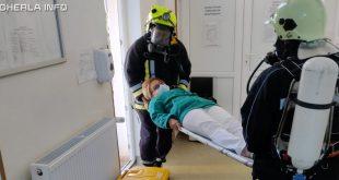 pompieri gherla spital