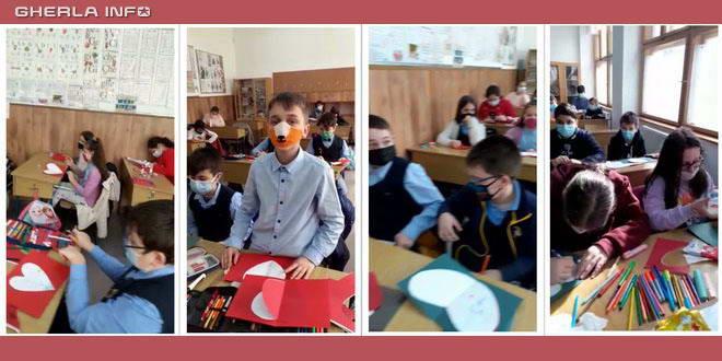 8 martie scoala 1 copii