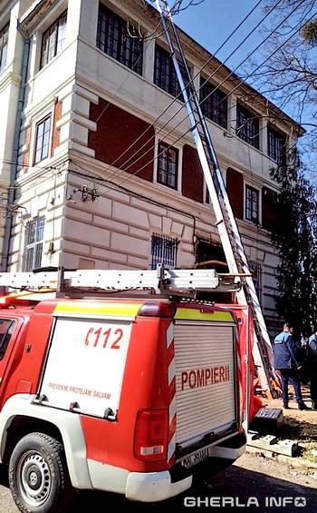 cluj pompieri macara politie facultate geografie