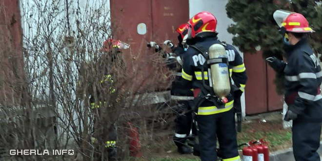 pompieri punct transformare dej spital