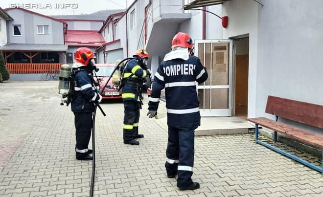 spital recuperare gherla pompieri