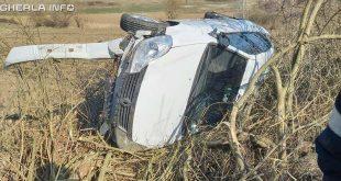 accident rasturnat masina fizesu gherlii