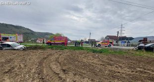accident vultureni cluj