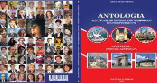 antologie scriitori romani