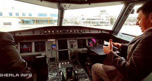 avion cabina pilot cluj hisky