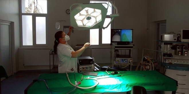 laparoscop spital gherla