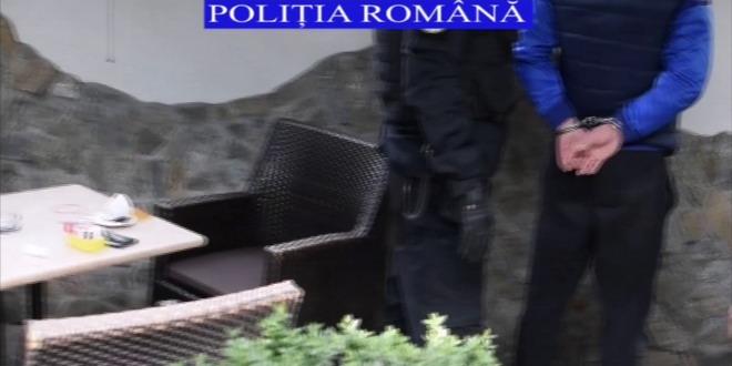 retinut terasa cluj politie