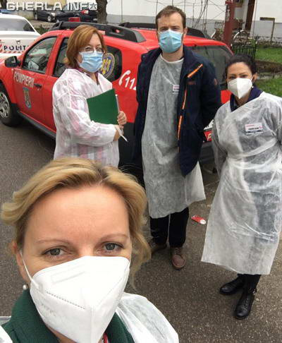 vaccinare gherla domiciliu echipa mobila