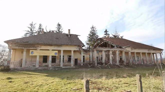 castel korni manastirea st benedek kastely