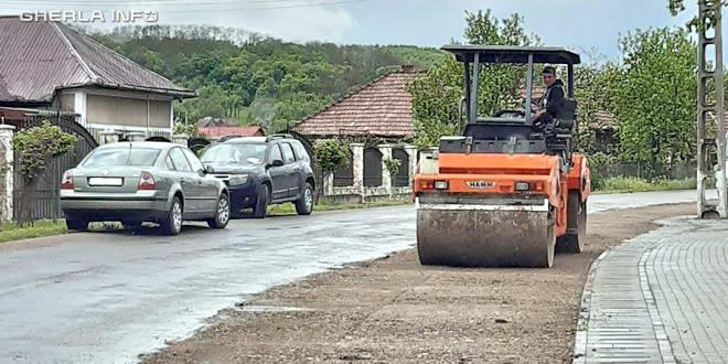 drum buldozer