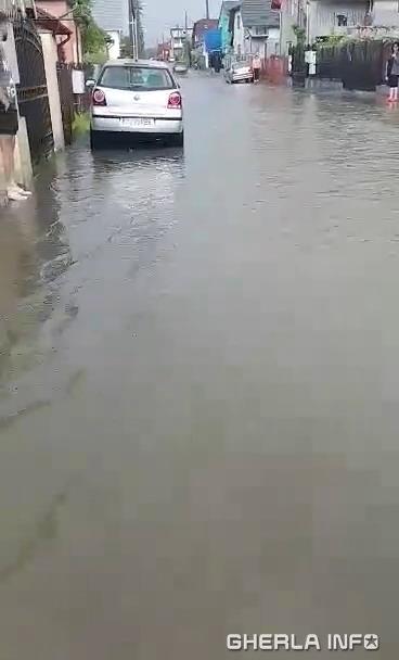 inundatie gherla calarasi