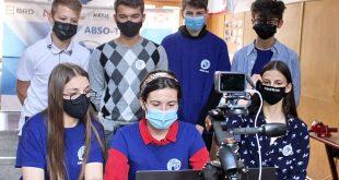 robotica echipa liceu petru maior gherla abso tech