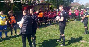 viitorul arad fotbal fete
