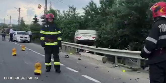 accident iclod rasturnat