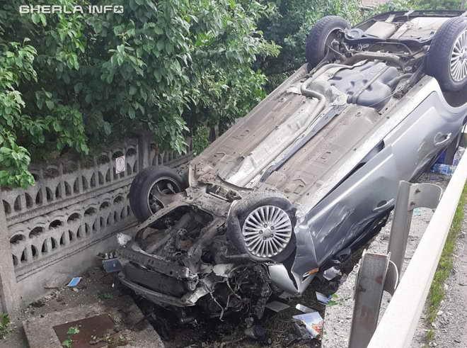 accident iclod bistrita